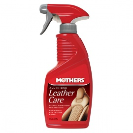 Mothers All-In-One Leather Care - multifunkční prostředek na péči o kůži, 355 ml
