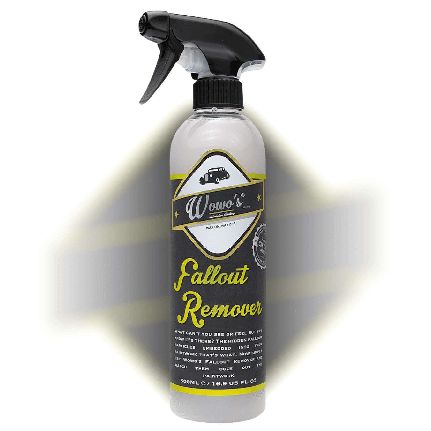 Wowo's Fallout Remover 500 ml