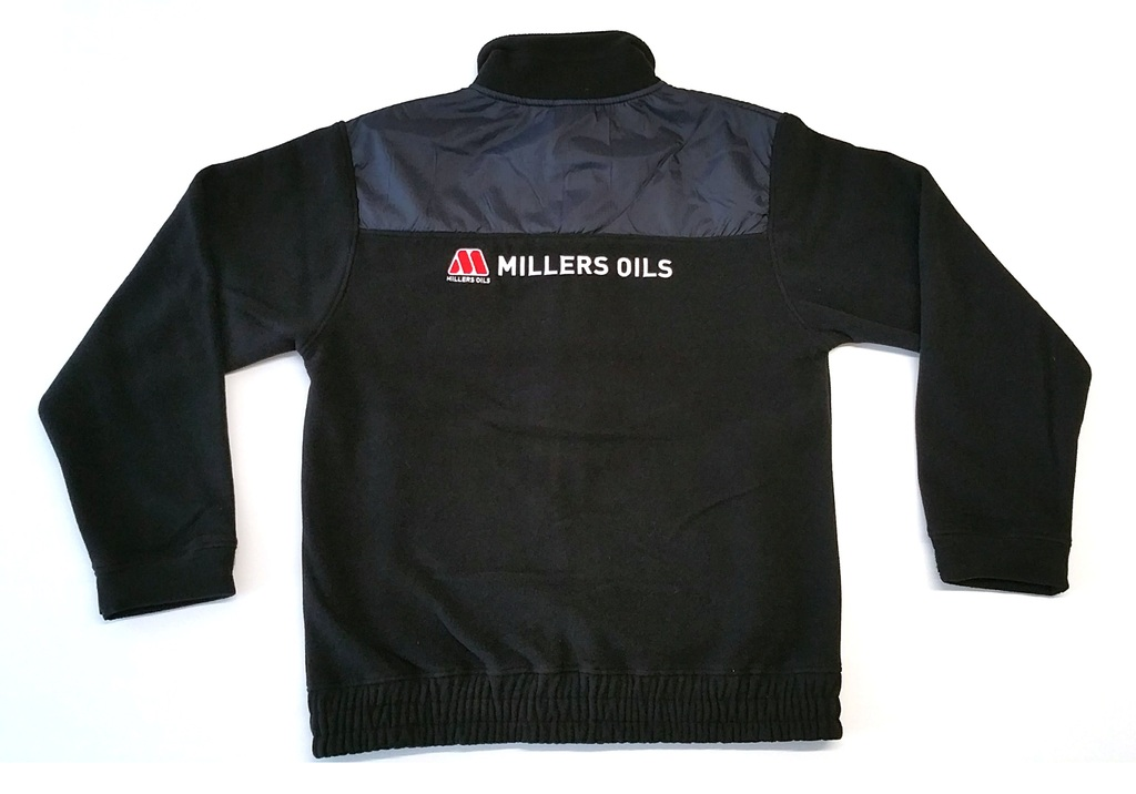 Fleece Jacket Millers Oils L