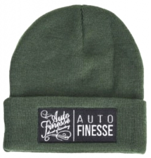 Auto Finesse The Double Stack Beanie Green